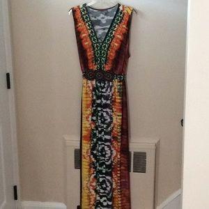 Maxi dress 👗 Sz 24W